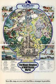 Magic Kingdom Map Orlando by 67 Best Theme Park Cartography Images On Pinterest Cartography