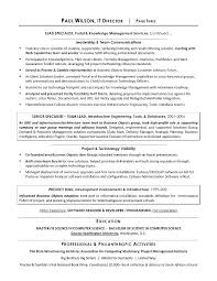 it management resume exles resume athletic director resume exles of it sle writing