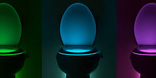 illumibowl is your guiding toilet light for safer bathroom trips