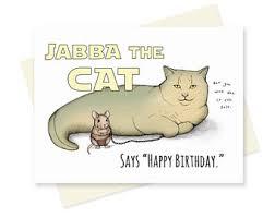 Cat Birthday Cards Cat Birthday Card Etsy