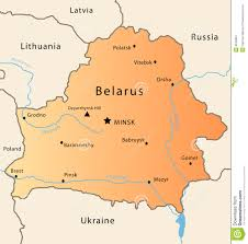 map of belarus belarus maps eurasian geopolitics