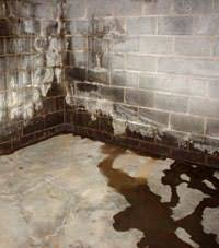 How To Stop Your Basement From Flooding - basement flooding syracuse utica rome ny flooded basement in