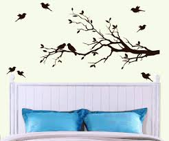 tree wall decal for interior decoration u2014 home design inspirations
