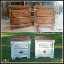 Painted Bedroom Dressers by Nightstand Breathtaking Connie Nightstand Collage Refinished