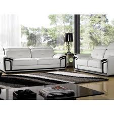 la maison du canape fauteuil cuir hamilton la maison du canapé pas cher à prix auchan