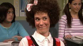 is kristen wiig u0027s saturday night live gilly skit ripped off from a
