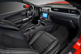 2013 Ford Mustang Interior 2015 Ford Mustang Revealed Automobile Magazine