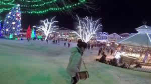 leavenworth light festival 2017 christmas vacation in leavenworth wa youtube