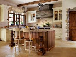 country kitchen color schemes elegant country kitchen color