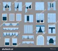 set curtains classicfrenchromanblinds collection different types