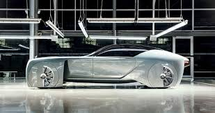 rolls royce concept car laser projected carpet ai chauffeur and more rolls royce shows