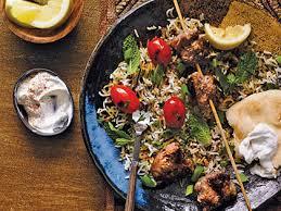ingredient cuisine chelo kebab recipe myrecipes