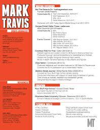 Basketball Resume Resume Mark Travis