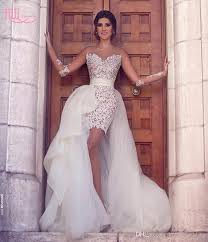 cheap wedding dresses for sale discount wedding dresses 2017 sheer neck sleves