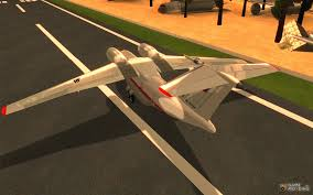 antonov 74 for gta san andreas