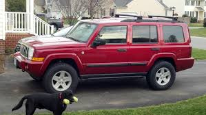 General Grabbers At2 Lt265 70 17 Tires Jeep Commander Forums