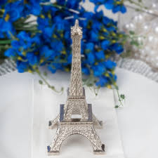6 inches paris eiffel tower centerpieces wedding party home