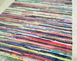 Rag Area Rug Extraordinary Hippie Rugs Amazing Rag Rug Chindi Colorful Boho