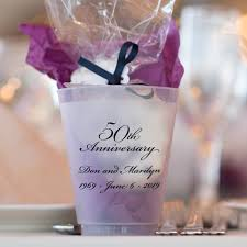 personalized 60th wedding anniversary party decorations favors gifts