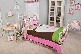 twin bedding sets girls amazon com pam grace creations twin bedding set sweet dream owls