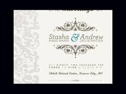 Wedding Invitations Examples Wedding Invitation By Gedy Rivera Designs For Wedding Invitations