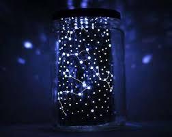 diy light up jars festive lights