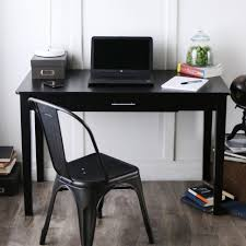 computer table ospdesigns black desk sat117 the home depot