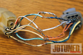 make your own obd0 to obd1 honda acura distributor wire harness