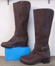 s ugg australia jocelin boots ugg australia leather pull on boots for us size 5 ebay