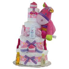 get comfort and unique baby diaper cakes at best prices