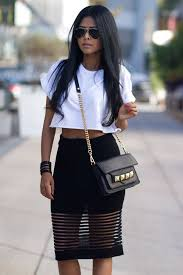 20 style tips on how to wear mesh clothes ideas gurl com