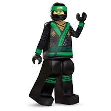 Lego Ninjago Halloween Costumes Lego Ninjago Lloyd Boys U0027 Deluxe Prestige Costume Target