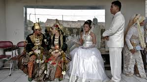 wedding quotes indonesia weddings who pays for what cnn
