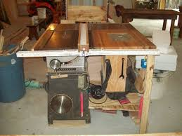 table saw router table turning a contractor saw into a cabinet saw with a router table
