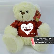 s day teddy bears personalised s day teddy any names t shirt