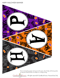 Halloween Banner Clipart by Venom And Potions Free Halloween Party Printables Catch My Party