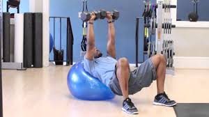 upper chest workout with dumbbells u0026 without an incline bench