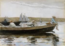 W Homer Artist by Nineteenth Century American Drawings Essay Heilbrunn Timeline