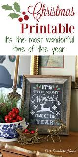 wonderful christmas printable wonderful time free printable and