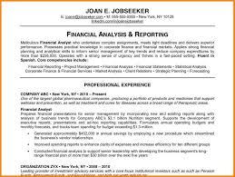 Resume Samples Senior Management by 6 Best Resume Samples Latest Cv Format