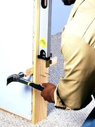 home depot prehung interior door installing a prehung interior door how to install an exterior door