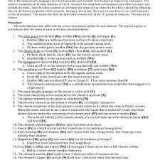 chemistry periodic table worksheet answer key periodic table key best of periodic table worksheet answer key
