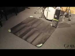 how to protect your floors u0026 keep your kit from moving with a drum