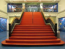 Grand Stairs Design Stair Railing Ideas Design Color Idolza