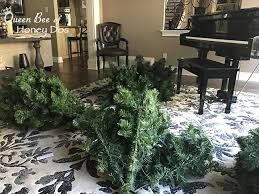pre lit christmas tree lights repair replace u2022 queen bee of honey dos