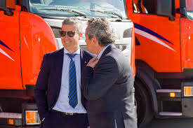 arnedo group adds 40 new generation scania trucks to its fleet