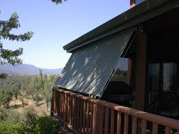 Retractable Sun Awning Custom Retractable Awnings And Shade Covers