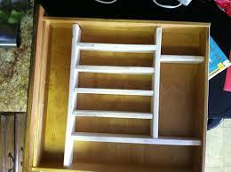 kitchen cabinet drawer inserts organizer flatware organizer bamboo cutlery kitchen drawer