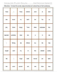 nouns u2013 plural nouns and curriculum relevant vocabulary free
