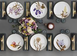 moncadetails flora dinnerware